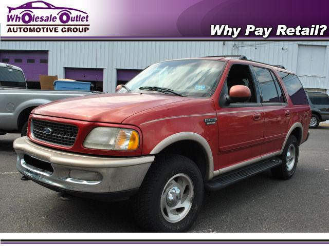1998 ford expedition eddie bauer for sale in blackwood new jersey classified. Black Bedroom Furniture Sets. Home Design Ideas