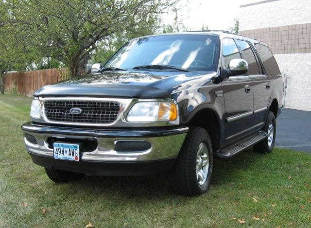 1998 ford expedition xlt 4wd for sale in blaine minnesota classified. Black Bedroom Furniture Sets. Home Design Ideas