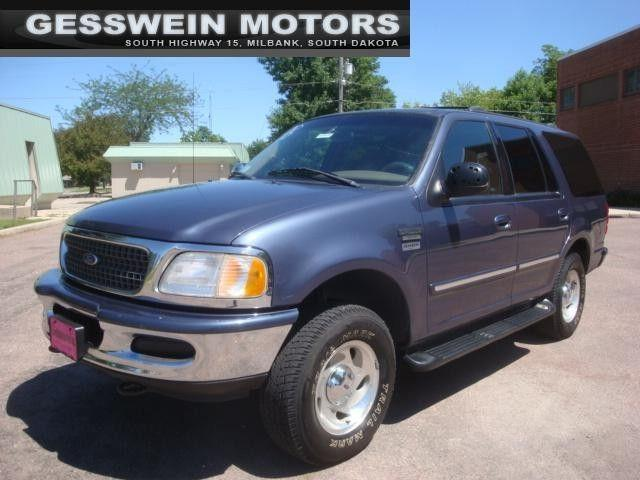 1998 ford expedition xlt for sale in milbank south dakota classified. Black Bedroom Furniture Sets. Home Design Ideas