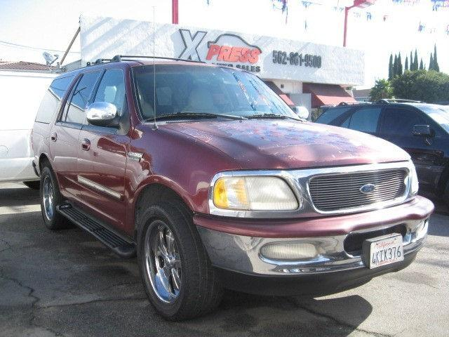 1998 ford expedition xlt for sale in downey california classified. Black Bedroom Furniture Sets. Home Design Ideas