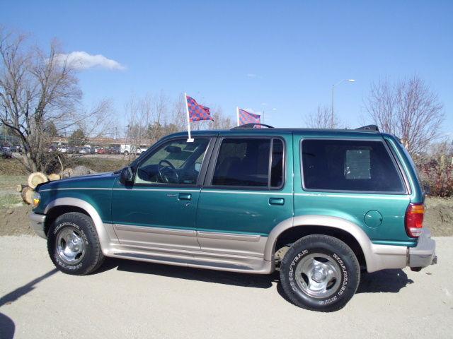 1998 ford explorer for sale in longmont colorado classified. Black Bedroom Furniture Sets. Home Design Ideas