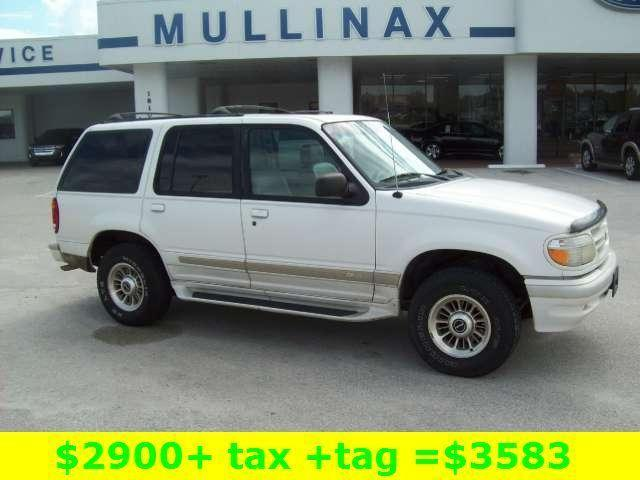1998 ford explorer eddie bauer for sale in kissimmee florida classified. Black Bedroom Furniture Sets. Home Design Ideas