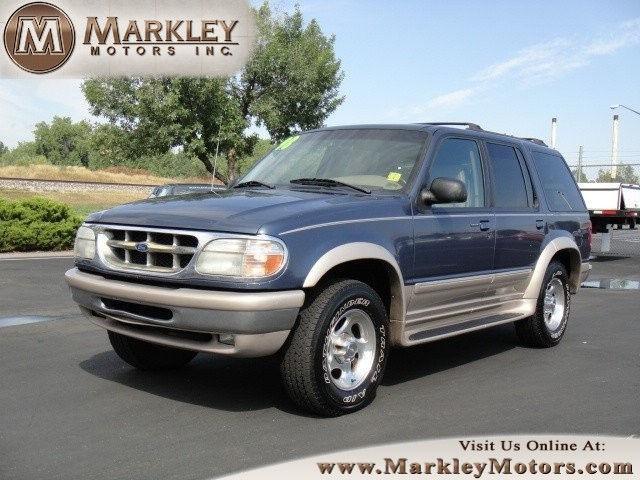 1998 Ford Explorer Eddie Bauer For Sale In Fort Collins