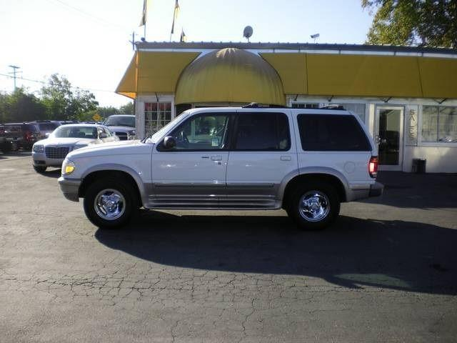 1998 Ford Explorer Eddie Bauer For Sale In Yuba City