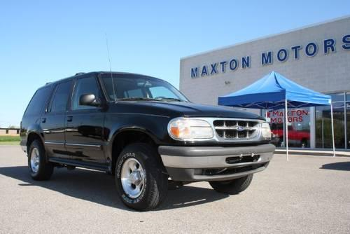 1998 ford explorer sport utility for sale in holiday city for Maxton motors of montpelier