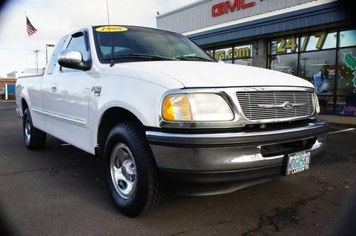 1998 ford f 150 3d extended cab xl for sale in mcminnville for Larsen motors mcminnville oregon