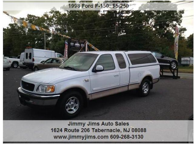 1998 ford f 150 extended cab lariat for sale in indian mills new jersey classified. Black Bedroom Furniture Sets. Home Design Ideas