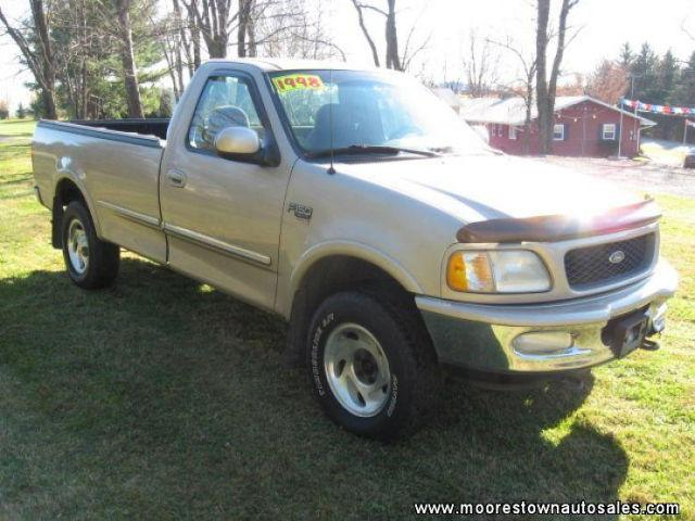 1998 ford f150 for sale in bath pennsylvania classified. Black Bedroom Furniture Sets. Home Design Ideas