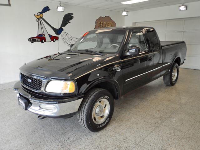 1998 ford f150 lariat value