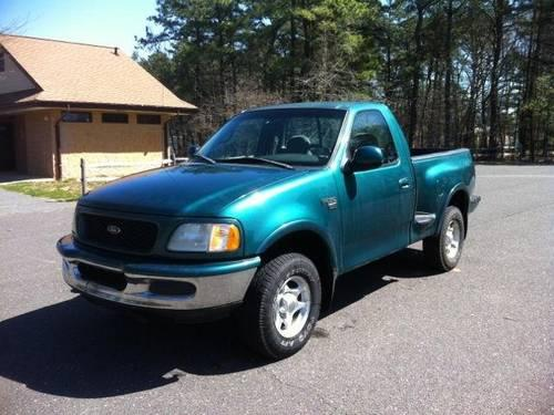 1998 ford f150 reg cab short bed 4wd for sale in old bridge new jersey classified. Black Bedroom Furniture Sets. Home Design Ideas