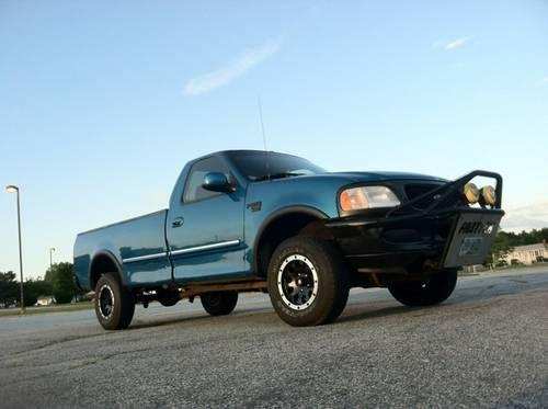 1998 ford f150 xlt 4x4 need gone asap make an offer for sale in manchester new hampshire. Black Bedroom Furniture Sets. Home Design Ideas