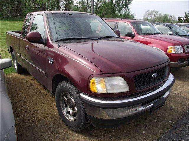 1998 ford f150 xlt for sale in freeport illinois classified. Black Bedroom Furniture Sets. Home Design Ideas