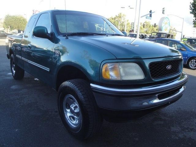 1998 ford f150 xlt for sale in san leandro california classified. Black Bedroom Furniture Sets. Home Design Ideas