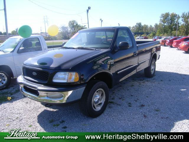 1998 ford f150 xlt for sale in shelbyville indiana classified. Black Bedroom Furniture Sets. Home Design Ideas
