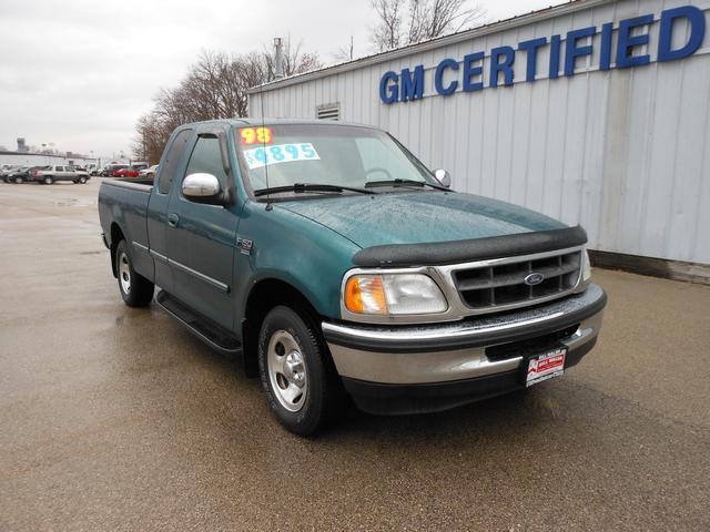 1998 ford f150 xlt for sale in ottawa illinois classified. Black Bedroom Furniture Sets. Home Design Ideas