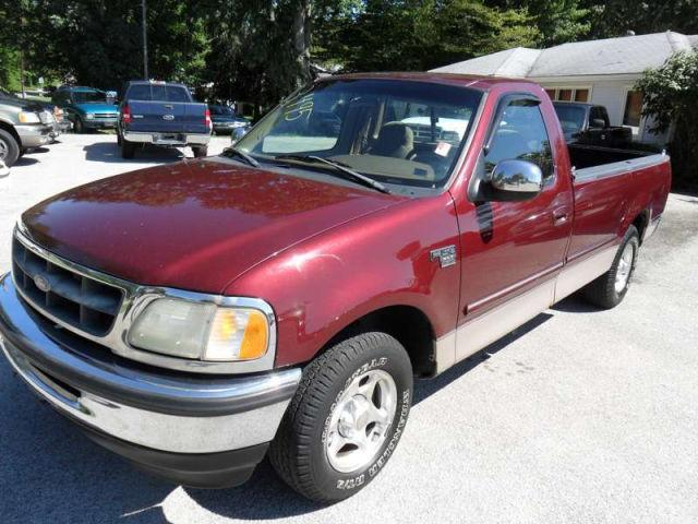 1998 ford f150 xlt for sale in roanoke indiana classified. Black Bedroom Furniture Sets. Home Design Ideas
