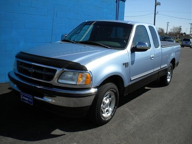 1998 ford f150 xlt supercab for sale in geneseo illinois classified. Black Bedroom Furniture Sets. Home Design Ideas