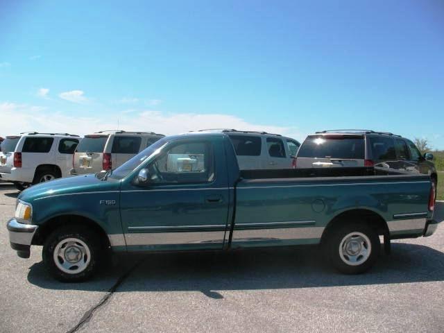 1998 ford f150 xlt for sale in plattsmouth nebraska classified. Black Bedroom Furniture Sets. Home Design Ideas