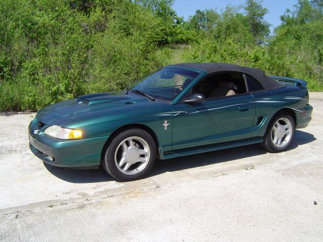 1998 ford mustang for sale in liberty missouri classified. Black Bedroom Furniture Sets. Home Design Ideas