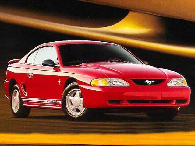 1998 ford mustang for sale in little rock arkansas classified. Black Bedroom Furniture Sets. Home Design Ideas