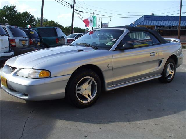 American Auto Sales Houston Tx: 1998 Ford Mustang For Sale In Houston, Texas Classified