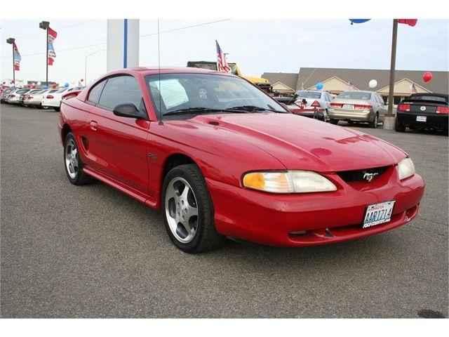 1998 ford mustang gt for sale in prosser washington classified. Black Bedroom Furniture Sets. Home Design Ideas