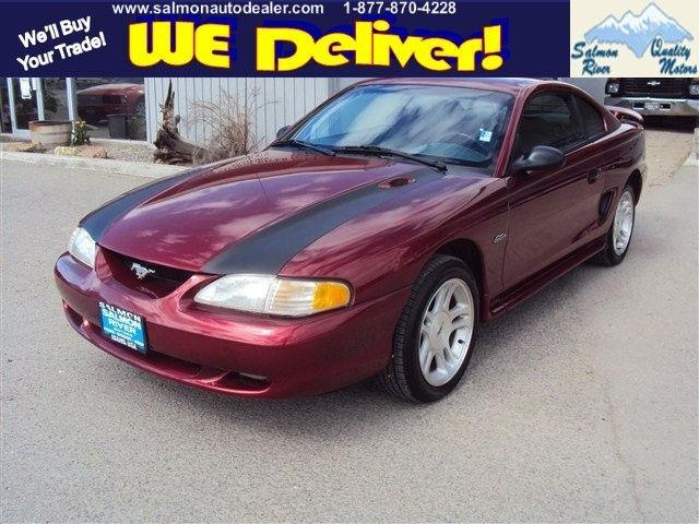 1998 ford mustang gt for sale in salmon idaho classified. Black Bedroom Furniture Sets. Home Design Ideas