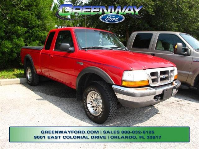 1998 ford ranger xlt for sale in orlando florida. Black Bedroom Furniture Sets. Home Design Ideas
