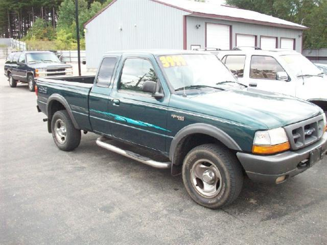 1998 ford ranger xlt for sale in wautoma  wisconsin