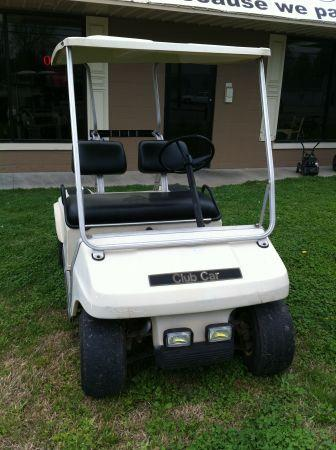 1998 gas club car golf cart runs great beaver dam ky for sale in owensboro kentucky. Black Bedroom Furniture Sets. Home Design Ideas