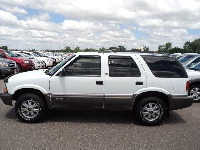 1998 Gmc Jimmy Slt For Sale In Sioux Falls South Dakota