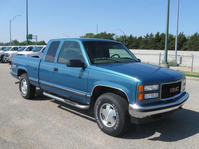 1998 Gmc Sierra 1500 For Sale In Newton Kansas Classified
