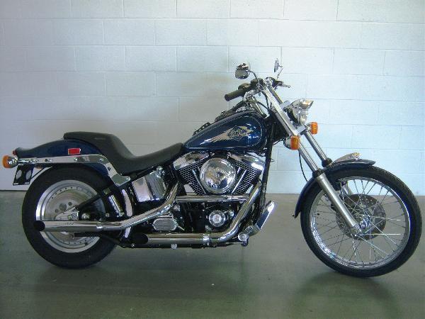 1998 Harley-Davidson FXSTC Softail Custom