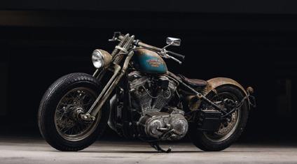 1998 Harley-Davidson Sportster 883 Custom Worldwide Free ...