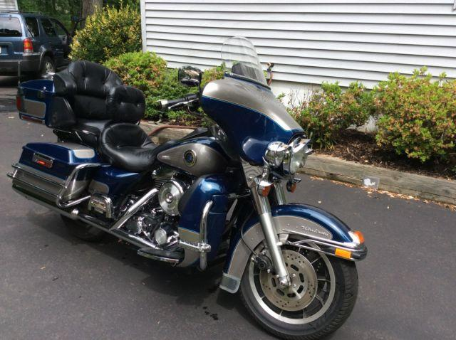 1998 Harley Davidson Ultra Classic For Sale In Florham