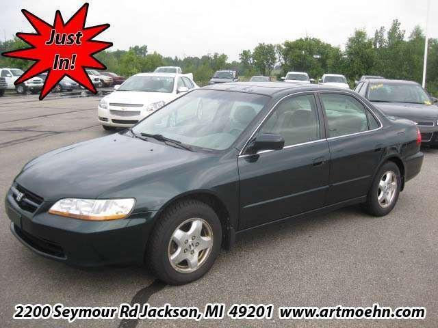 1998 Honda Accord Ex For Sale In Jackson Michigan