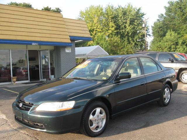 1998 honda accord ex for sale in independence missouri classified. Black Bedroom Furniture Sets. Home Design Ideas