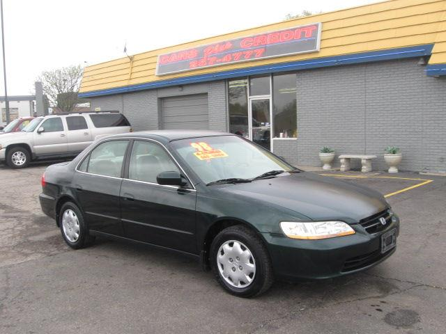 1998 honda accord lx for sale in independence missouri classified. Black Bedroom Furniture Sets. Home Design Ideas