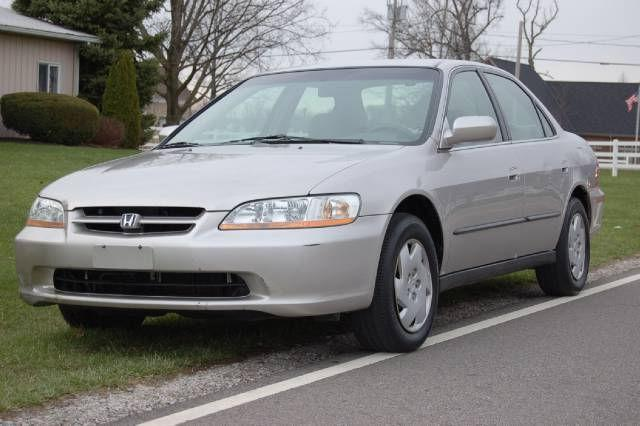 1998 honda accord lx v6 for sale in powell ohio classified. Black Bedroom Furniture Sets. Home Design Ideas