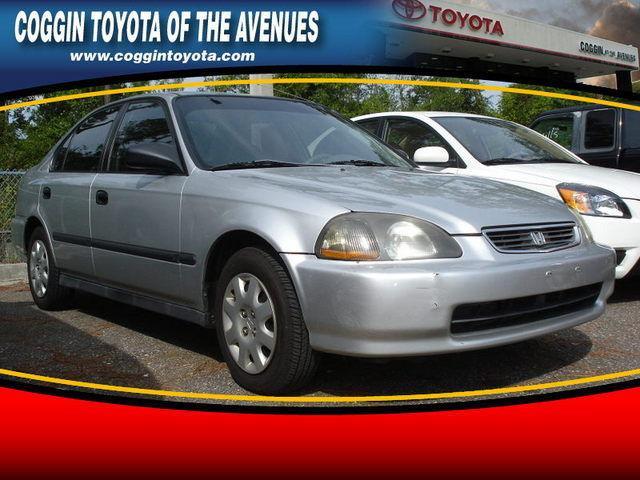 1998 honda civic dx for sale in jacksonville florida for Honda civic dx 1998