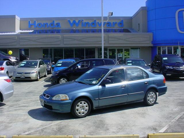 1998 honda civic dx for sale in kaneohe hawaii classified for Honda civic dx 1998