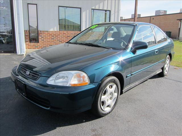 1998 Honda Civic Ex For Sale In Sycamore Illinois