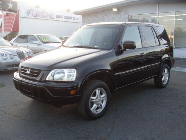 No Credit Check Auto Sales >> 1998 Honda CR-V 4dr Black Mini Suv! Auto! All power ...