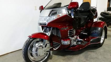 1998 honda gold wing 1500cc trike worldwide shipping for sale in allentown pennsylvania. Black Bedroom Furniture Sets. Home Design Ideas
