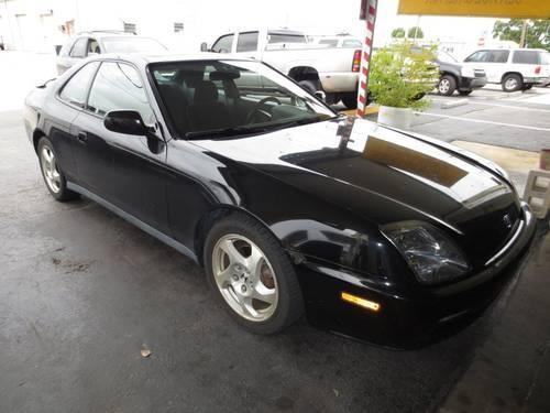 1998 honda prelude automatic triple black venice area for Venice honda used cars