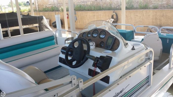 1998 Hurricane 196R Fundeck