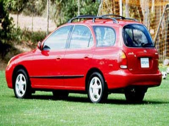 1998 Hyundai Elantra GLS