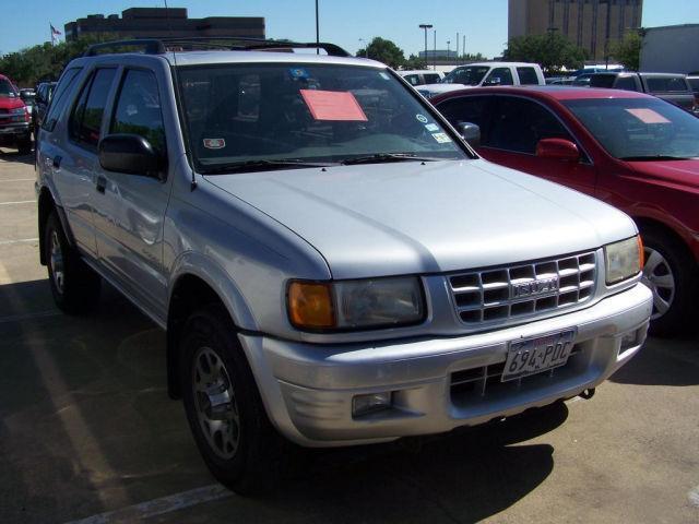 1998 Isuzu Rodeo S For Sale In Richardson Texas