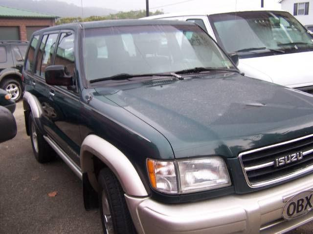 1998 isuzu trooper s for sale in new eagle pennsylvania. Black Bedroom Furniture Sets. Home Design Ideas