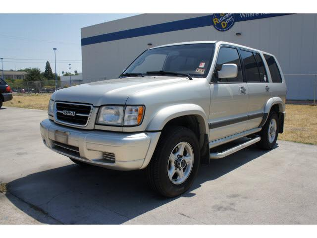 1998 isuzu trooper s for sale in austin texas classified. Black Bedroom Furniture Sets. Home Design Ideas